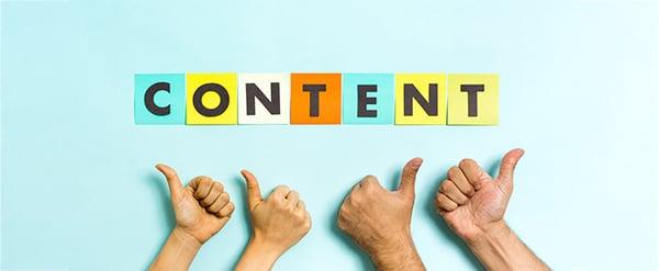 stratégie de contenu sur les réseaux sociaux
