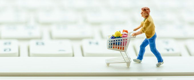 blogTitle-Laptop-Online_Shopping-Laptop-Einkaufswagen-Ecommerce