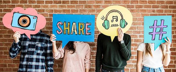 réseaux sociaux stratégies