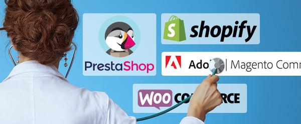 plateformes e-commerce CMS