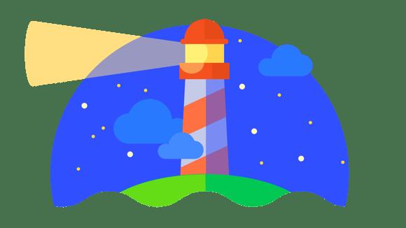 pwa-lighthouse