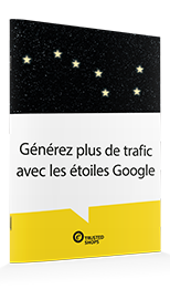 Livre Blanc étoiles Google